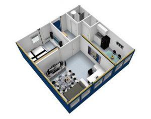 , Капитальный ремонт офисных помещений